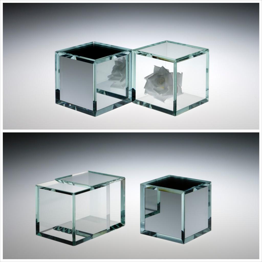 板ガラスBOX